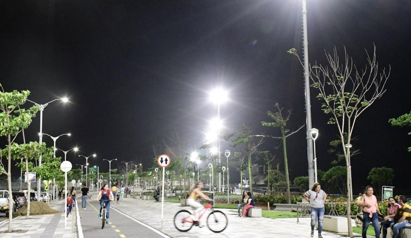 La unión que entregará la iluminación pública en Barranquilla