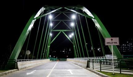 Bucaramanga + luminarias LED