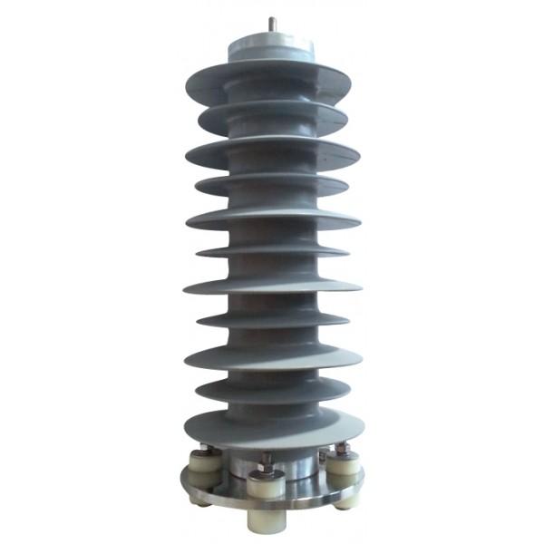 Station-Type Polymeric Lightning Rod