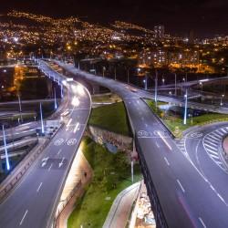 Madre Laura Bridge - Medellin