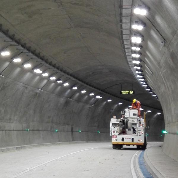 Kachotis Tunnel / Amagá-Caldas, Antioquia
