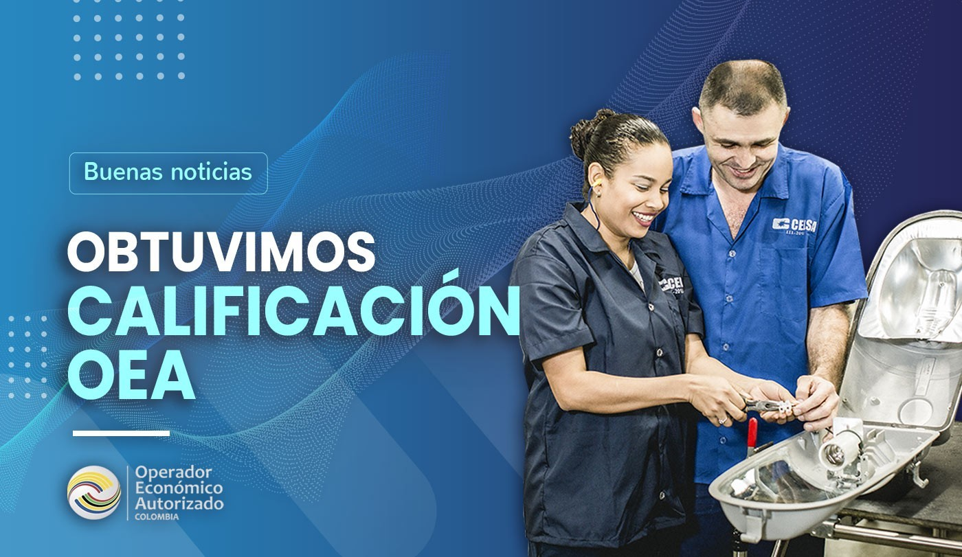Certificación como Operador Económico Autorizado - OEA
